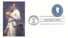 1999 Lincoln Envelope First Day Cover
