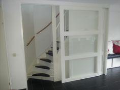schuifdeuren voor trap