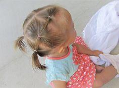 hair hair styles infant hairstyles toddler hairstyles hairdo hairdos fun h Easy Toddler Hairstyles, Easy Little Girl Hairstyles, Cute Hairstyles For Kids, Teenage Hairstyles, Baby Girl Hairstyles, Down Hairstyles, Trendy Hairstyles, Braided Hairstyles, Infant Hairstyles