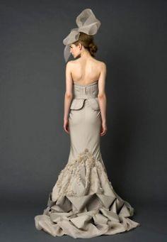 ...hermoso vestido