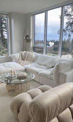 Dream Home Design, Home Interior Design, House Design, Room Ideas Bedroom, Bedroom Decor, Aesthetic Bedroom, Dream Rooms, House Rooms, Living Room Decor