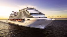 Look for these eight new cruise ships to sail the ocean this year