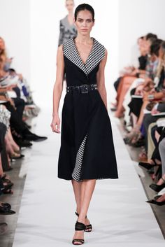 Oscar de la Renta Pret A Porter Primavera verano 2014 (New York Fashion Week)