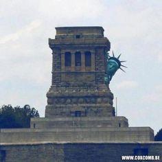 0000030 Liberty Statue… – Coxcomb Belgium