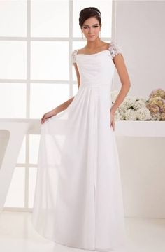 Bridesmaid Dress With Sleeves Wedding Long Mature Modern Evening Chiffon Mother Of The Bride Groom Inexpensive Cheap Gown Length Modest Short Informal