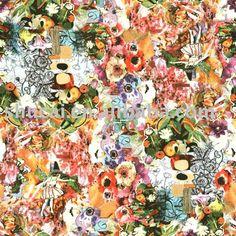 digital print silk fabric $5~$20