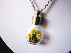 Daffodils - Miniature Origami by ~Paper-Peaches on deviantART