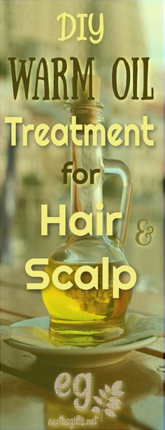 Natural Hair & Scalp Treatment If you are struggling with dry hair and scalp, a warm oil treatment c Best Natural Hair Products, Natural Cleaning Products, Natural Hair Styles, Natural Beauty, Natural Makeup, Dry Scalp, Hair Scalp, Dry Hair, Diy Hair And Scalp Treatment