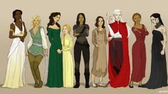 Don't know who some of them are but I love it all the same. CANT WAIT FOR EMPIRE OF STORMS!!!!!!!!!!!!!!!!!