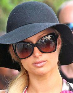 Paris Hilton in Tom Ford Nico TF175