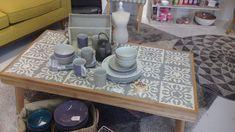 table basse carreaux de ciment alinéa