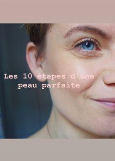 Les 10 étapes d'une peau parfaite | WildChild
