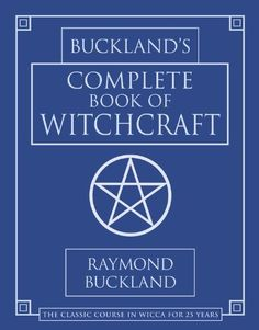 Buckland's Complete Book of Witchcraft (Llewellyn's Practical Magick) by Raymond Buckland, http://www.amazon.com/dp/B002Z6YU6M/ref=cm_sw_r_pi_dp_1ARJsb1QHH7ZN