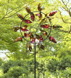 Leaf Jubilee Wind Spinner | Wind Spinners