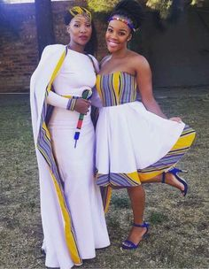 The Nigerian wedding page is dedicated to the style & class obsessed bride out there, offering fun & fantastic wedding ideas & inspirations on the latest wedding trends, DIY and more 💏💑👰💍💎💐🎂👫💄💇😘😍👌! African Dresses For Women, African Print Dresses, African Print Fashion, African Attire, African Wear, African Fashion Dresses, African Women, African Traditional Wedding, African Traditional Dresses