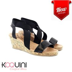 Pra deixar seu look mais confortável e ousado #koquini #comfortshoes #euquero #malusupercomfort Compre Online: http://koqu.in/2cTt0aG