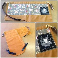 Our tattooers one-leg lap apron with a custom liner Custom Aprons, Search And Rescue, Garden Sheds, Statements, Bartender, Couture, Denim, Sewing, Projects
