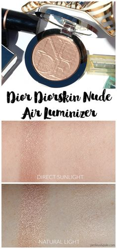 Dior Diorskin Nude Air Luminizer Review and Swatches
