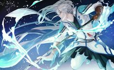 Tales of Zestiria Tales Of Zestiria Mikleo, Tales Of Xillia, Tales Of Vesperia, Tales Series, Familia Anime, Shall We Date, Beautiful Fantasy Art, Anime Life, Game Character