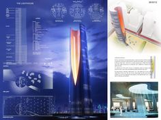 DUBAI Architecture School Tower Competition Winners