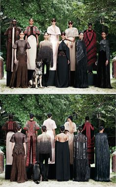 Givenchy Couture Fall/Winter 2012 by Ricardo  Tisci DOPE DOPE DOPE