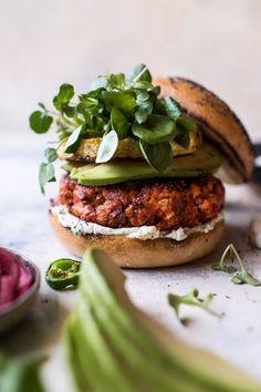 Burger Recipes, Salmon Recipes, Fish Recipes, Seafood Recipes, Dinner Recipes, Cooking Recipes, Healthy Recipes, Burger Ideas, Broccoli Recipes