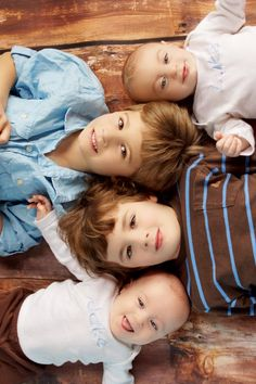 "http://www.shannonleighstudios.com/?page/40252/children This is an image of 4 children from a photography studio. I have 4 kids that I have guardianship of. (My own kids are the ones to inspire me, but I don't want to post them on here) Seeing them fulfills all 3 needs. I push myself to be a better ""parent"" for them."