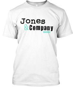 Jones & Company Band Shirts | Teespring