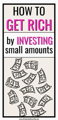 You don't need a lot of money or a lot of time to get started investing. Here's an excellent guide for the beginning investor and the do it yourself investor. See how you can build wealth and get rich by investing. With time and patience, you can become a stock market millionaire | Vanguard investing | investing in ETFs Investing In Stocks, Investing Money, Successful Business Tips, Stock Analysis, Investment Advice, Financial Information, Financial Peace, Money Quotes, Budgeting Money