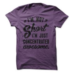 Concentrated Awesome - Im Not Short...