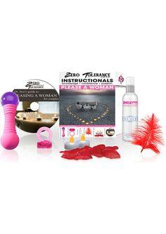 Buy Zero Tolerance Instructionals How To Please A Woman Kit online cheap. SALE! $41.99