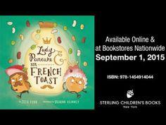 Book Trailer: Lady Pancake & Sir French Toast