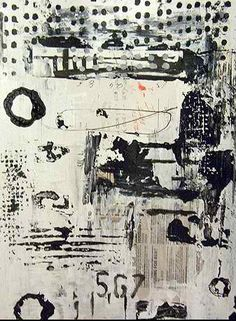 Brian Elston . 2006 / 15 x11 mixed media collage on paper .