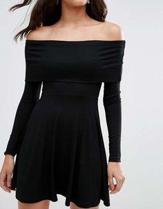 Off The Shoulder Long Sleeve Evening Dresses