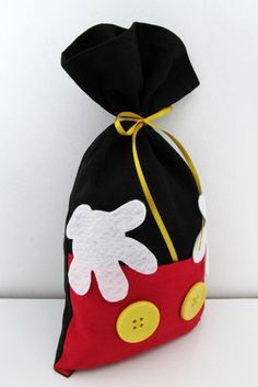 Mickey Mouse Baggie More Mais Dulceros Mickey Mouse, Mickey E Minie, Mickey Mouse Clubhouse Birthday, Mickey Mouse Parties, Mickey Party, Mickey Mouse Birthday, Mickey Mouse Christmas, Elmo Party, Elmo Birthday