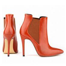 Envío gratis mujeres boot zapatos de mujer de invierno zapatos de tacón alto thin heel ankle boot botas masculinas botines mujer 2016 100(China (Mainland))
