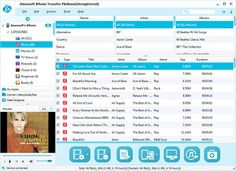 Transfer iPhone files to and from PC, convert video/DVD to iPhone, backup SMS and contacts