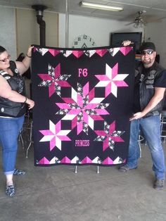 Custom hand made quilt with embroidery by Lily Pad Crafts / Crafts by Ribbit $50 deposit