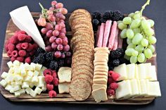 Perfect Party Cheese Board