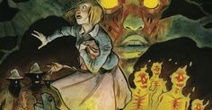 "Syfy Heads to ""Harrow County"" With New Dark Horse Series - The cable channel has put into development a drama based on the horror comic by writer Cullen Bunn and artist Tyler Crook."