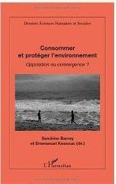 Des contributions issues du congrès de l'Association Français de Sociologie (2009) portant sur des formes de consommation durable et responsable, notamment, les moyens de réduire les dépenses énergétiques, les rapports entre consommateurs et producteurs, et la mise en cause de l'idée de consommation et de croissance.  Cote: 4-621 BAR