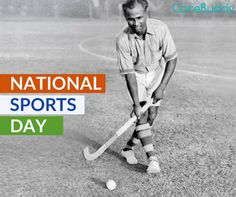 The #NationalSportsDay is celebrated in India in remembrance of the #HockeyWizard Dhyan Chand.  Tell us your favourite sport in the comments below.