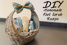 DIY mothers day gift basket ideas
