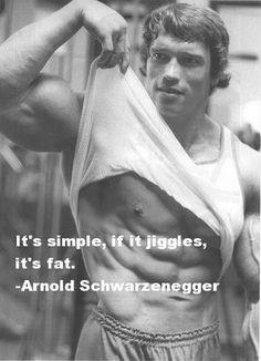 Arnie. Ahhhhhhbhhh