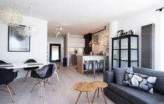 Escandinavo Apartamento por SOMA ARCHITEKCI - DECOmyplace