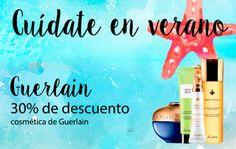 Descuento de hasta un 30% en cosmética Guerlain en Prieto