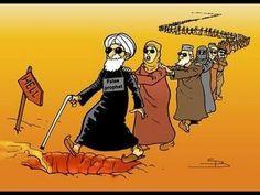 Jusdaïsme, Christianisme, Islam uni au tour du Dieu d'Abraham
