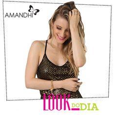 Look do Dia - Sofisticado & Fácil | Amandhí | www.amandhi.com