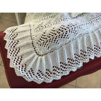 Baby Blanket, sure to become an heirloom Knitting pattern by OGE Knitwear Designs | Knitting Patterns | LoveKnitting