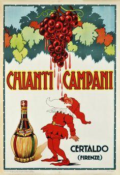 Chianti Campani by Anonymous / 1955